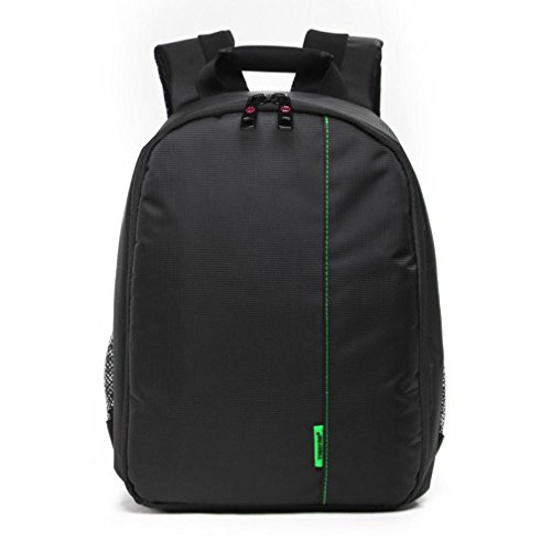 8cf6f43543 Amazon.com  Egmy® Hot! 2016 Quality Product Men Women Camera Backpack Bag  Waterproof DSLR Case for Canon for Nikon for Sony (Green)  Clothing