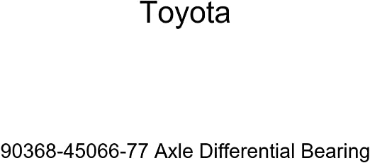 Toyota 90366-A0008 Axle Differential Bearing
