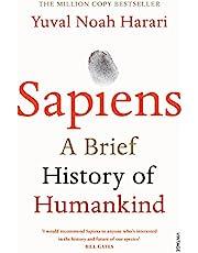 Sapiens A Brief History of Humankind by Yuval Noah Harari - Paperback