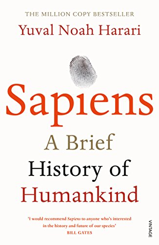 Sapiens: A Brief History of Humankind by [Harari, Yuval Noah]