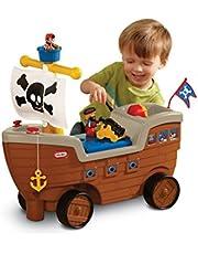 لعبة سفينة القراصنة 2 في 1 من ليتل تايكس