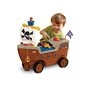 Best Little Tikes 2-in-1 Pirate Ship