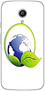 Snoogg Abstarct Ecology Concept Background Designer Protective Back Case Cove...