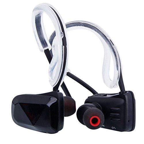ANDROSET Wireless Stereo Earphone Waterproof Sport Headset H