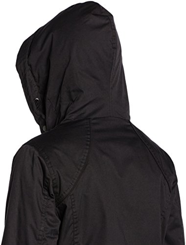 Negro Brandit 2 Mujer Luca Girls Black para Chaqueta Parka YYr8wT