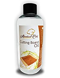 Acquisition Abundant Chef® Premium 12 oz Cutting Board and Butcher Block Oil for Wood and Bamboo Protection. Non-toxic Food-safe... reviews