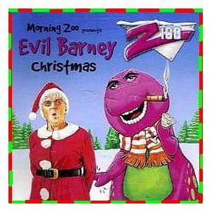 Z100 Morning Zoo Presents Evil Barney Christmas (Store Portland Christmas)