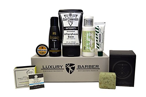 41yu6D5GoUL - Luxury Barber Men's Grooming Box – One of the Best Gifts for Men