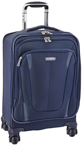Samsonite Silhouette Sphere 2 Softside 21 Inch Spinner, Twilight Blue, One Size
