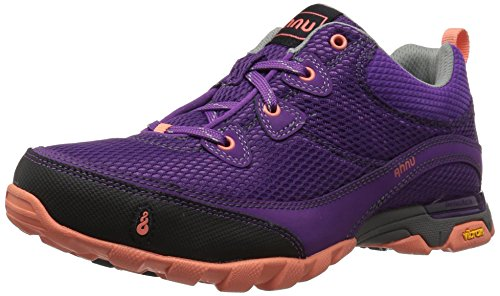 Ahnu Hiking Women's Bright Shoe Air Sugarpine Plum Mesh rBwrqS