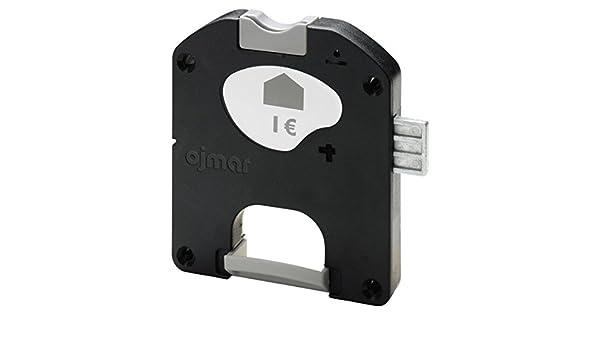 Ojmar 45-i1e cerradura de monnayeur izquierda 6P: Amazon.es: Bricolaje y herramientas