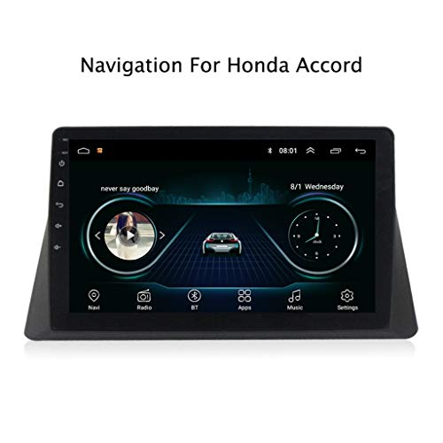 navigation for honda accord 2009 - 9