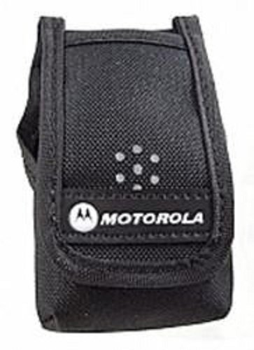 (Motorola RLN5699A RLN5699 - Minitor V Nylon Case with belt loop, Plain)