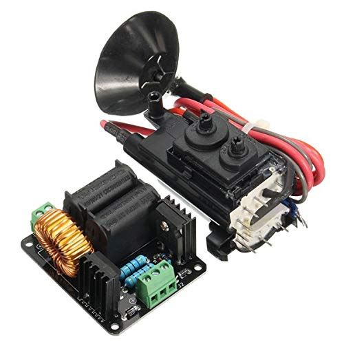 12V 24V ZVS Coil Flyback Driver Generator Generator Jacob' Ladder With Lgnition Coil - Arduino Compatible SCM & DIY Kits Module Board - 1 x USB Mobile Charger Module