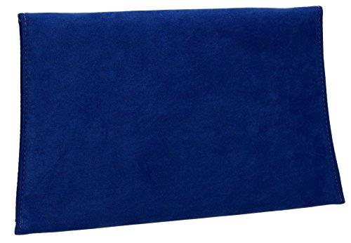 SwankySwans, Poschette giorno donna Taglia unica royal blue