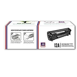 AB Cartridge 12A Black Toner Q2612A/ Compatible for HP LaserJet Series