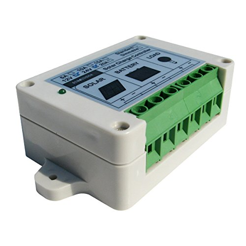 200 Watts Solar Kit Off Grid 2pcs 100w Poly Solar Panel