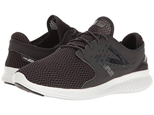軍ガロンクレジット(ニューバランス) New Balance レディースランニングシューズ?スニーカー?靴 Coast v3 Black/Phantom 7 (24cm) D - Wide