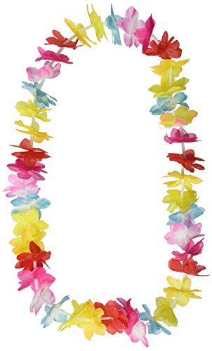 Beistle 50418 50 Floral Lei Package