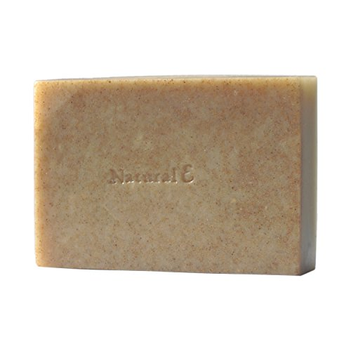 Body Scrub Soap for men Organic Soap Men's Grooming Natural Soap Handmade Soap Artisan Soap Exfoliating Soap