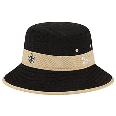 New Era Men's New Orleans Saints Training Camp Reverse Bucket Hat