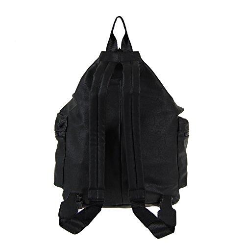 Morral del negocio mochila Antony Morato Hombres Mochila Bolsa de hombro de los hombres Negro
