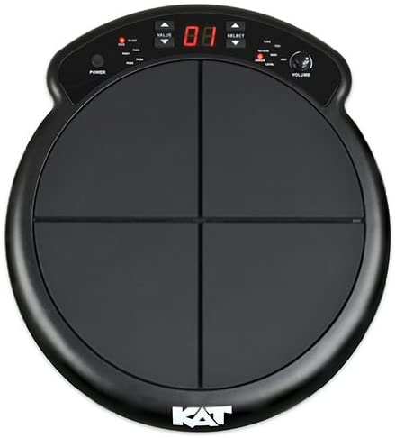 KAT Percussion Electronic Drum Pad - Best for Entry – level