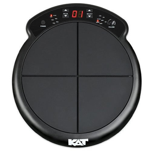 Kat Percussion KTMP1 Electronic Drum and Percussion Pad Sound Module by KAT Percussion