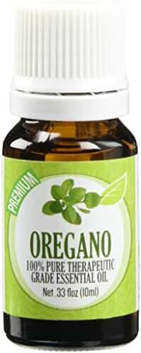 Oregano - 100% Pure, Best Therapeutic Grade Essential Oil - 10ml