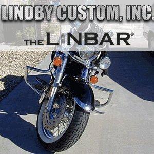 - LINDBY METRIC 907-1 Chrome Linbar Front Highway Bar (Fits Honda Vtx1300C, Vtx1300R, Vtx1300S, And Vtx1300T)