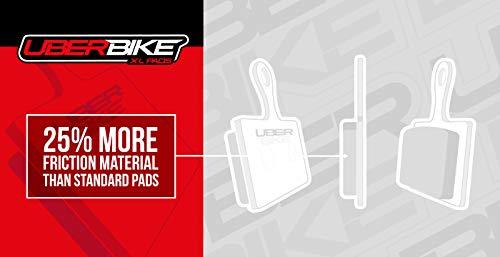 2 Pairs Extra Material Guide RE Race Matrix XL Code RSC Disc Brake Pads Uberbike SRAM Code R