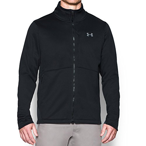 Under Armour Outerwear Ua Cgi Softershell Jacket, Black, X-Large