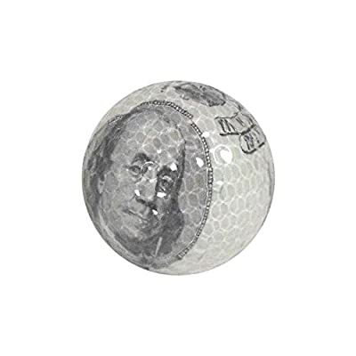 Nitro Novelty Golf Balls Money Display Tube (3 Pack)