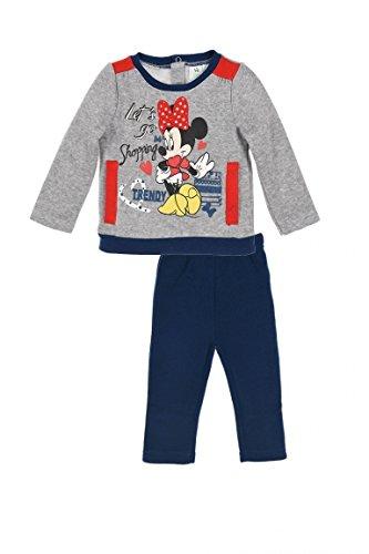 Minnie Conjunto Jogging para bebé: Amazon.es: Ropa y accesorios