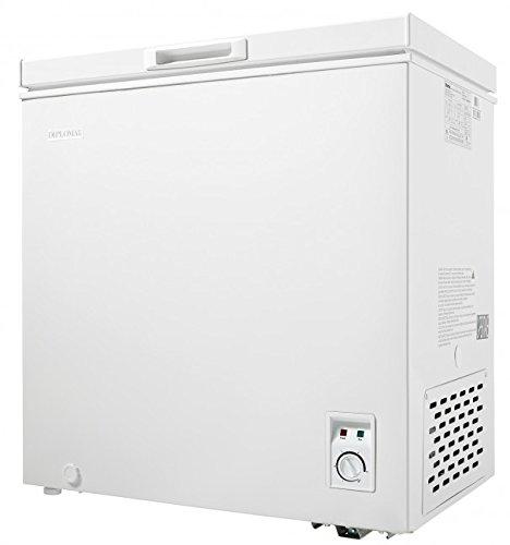 Diplomat DCFM050C1WM 5.0 cu. ft. Chest Freezer, White