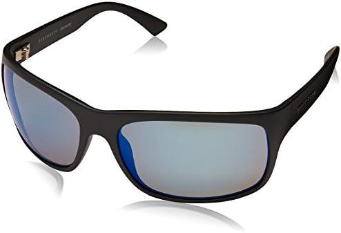 PISTOIA Serengeti Sunglasses SATIN//SHINY BLACK MINERAL POLARIZED 555NM