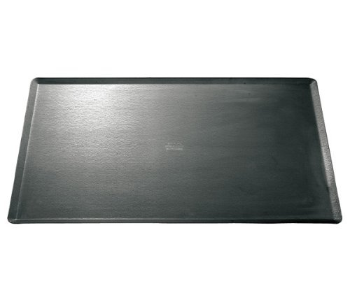 Matfer Bourgeat 310101 Black Steel Oven Baking Sheets