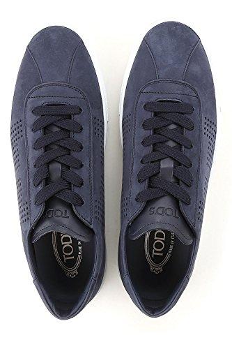 El Envío Libre De Las Imágenes Tods Uomo Sneaker in nabuk con Dettagli Traforati MOD. XXM0XY0X990D6Y99IL Blu Sexy Del Deporte Footaction En Venta JYYkVYCoq