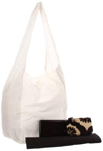 Petunia Pickle Bottom Cosmopolitan Carryall - Bolso cambiador, color negro