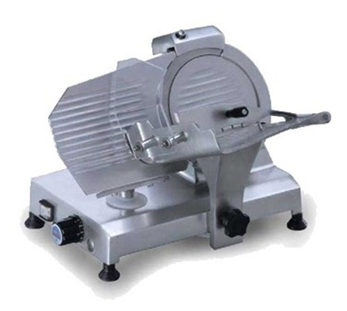 Sirman AM220 Meat Slicer manual gravity feed 9