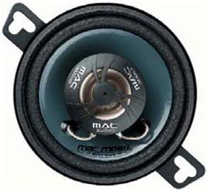 Mac Audio 140Watt 3.5inch 2-Way Coaxial Speaker System with Peak Power