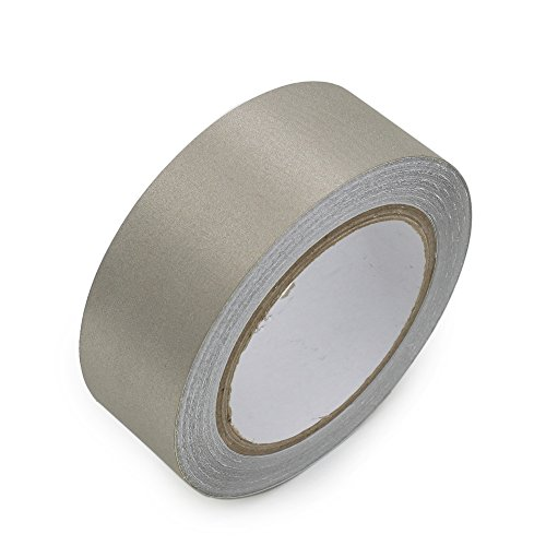 40mm x 20M 65ft Conductive Cloth Fabric Adhesive Tape For LCD Laptop Cable EMI Shielding