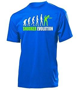 SNOOKER EVOLUTION 1056(H-B-Weiss-Grün) Gr. S