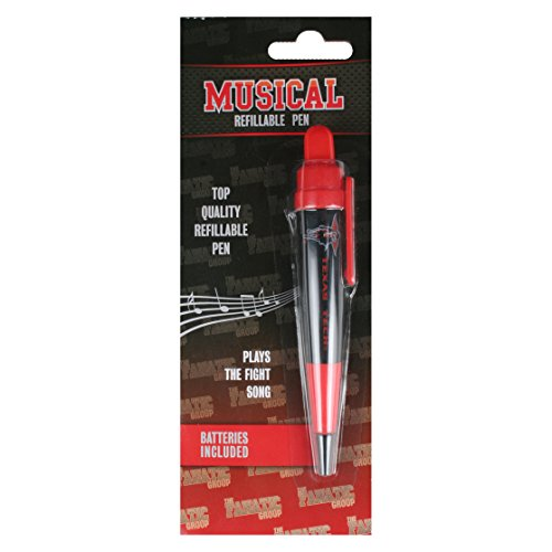 (The Fanatic Group Texas Tech Red Raiders Musical Pen)