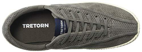 Tretorn Grey Women's Dark Sneaker NYLITE3BOLD Dark xXFSwqXgr