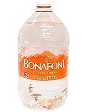 Bonafont Agua Natural, 6 litros
