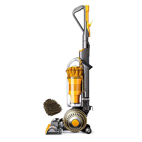 227633-01 Dyson Ball Multi Floor 2 Upright Vacuum, Filter Cleaner (Complete Set) w/ Bonus: Premium Microfiber Cleaner Bundle