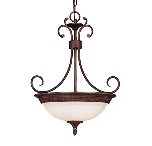 Savoy House Light Three Liberty - Savoy House KP-7-505-3-40 Three Light Pendant
