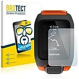 2X BROTECT HD Clear Displayschutz Schutzfolie für Tomtom Adventurer (kristallklar, extrem Kratzfest, schmutzabweisend)