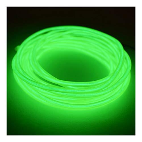 Lime Green Led Rope Light
